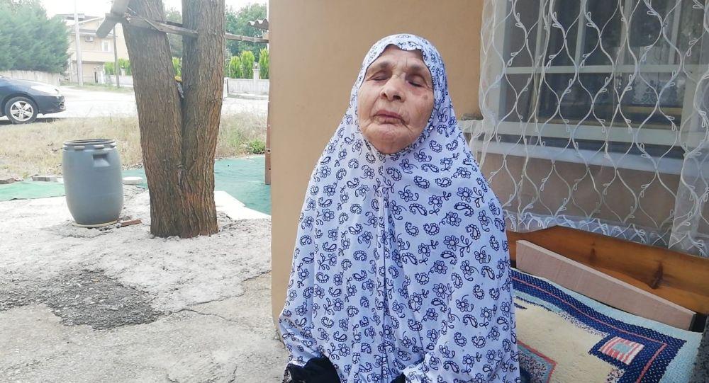 Bursa'da 80 yaşındaki kadının son arzusu Erdoğan'ı görmek