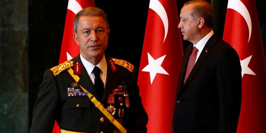 'Erdoğan, ikna için Kalın ve Akar'ı Gül'e yolladı'