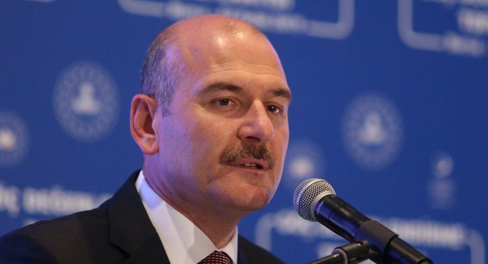 Soylu: Türkiye'nin karşısında kimse şımaramaz, hesabını sorarız