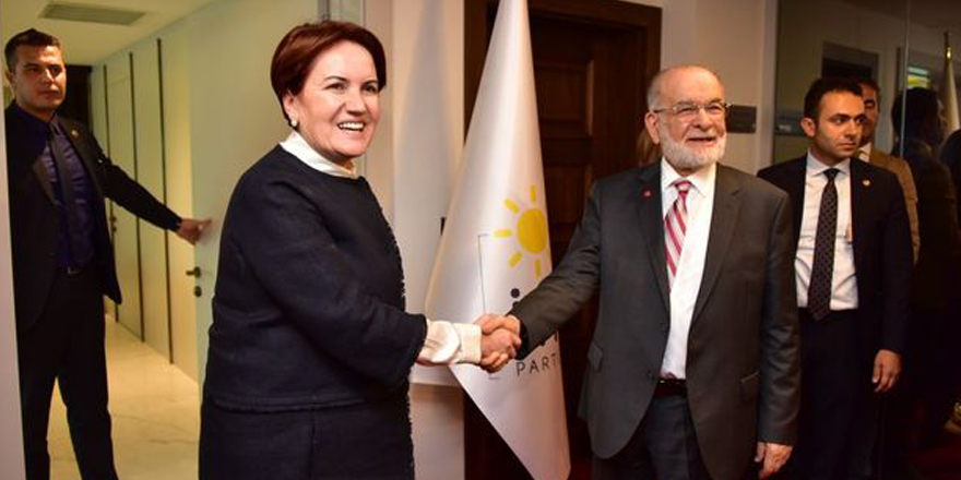 Meral Akşener'in ittifak şartı