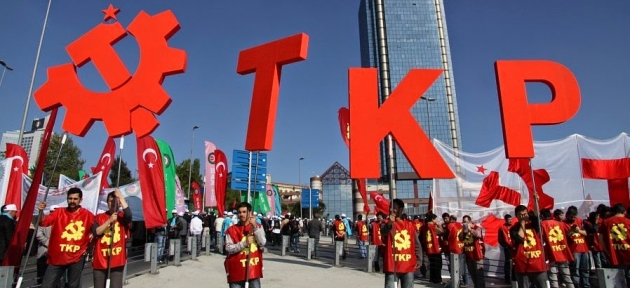 YSK'dan komünistlere ret!