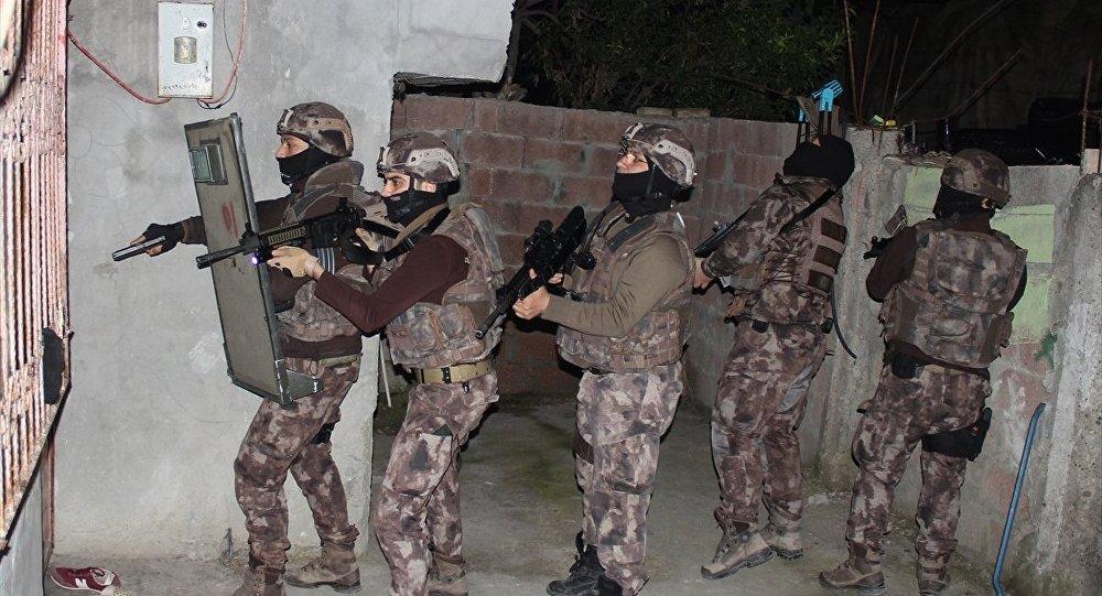 İstanbul'da IŞİD operasyonu: 39 gözaltı