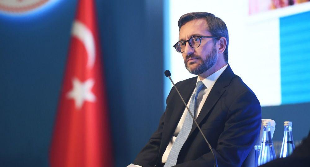 İletişim Başkanı Altun, Barış Pınarı Harekatı'yla ilgili CİMER'e gelen bazı mesajları paylaştı