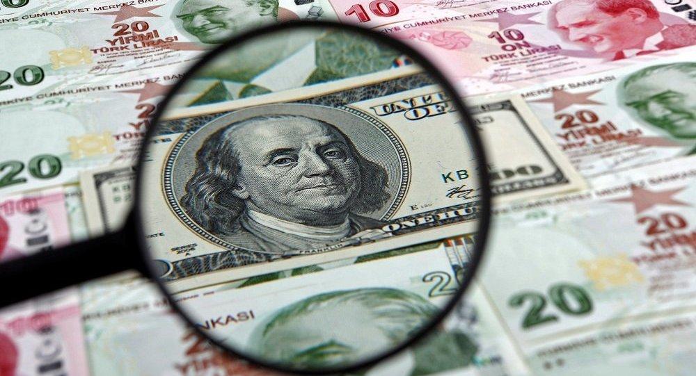 Dolar/TL, Türkiye ile ABD'nin anlaşmasının ardından yüzde 1 geriledi