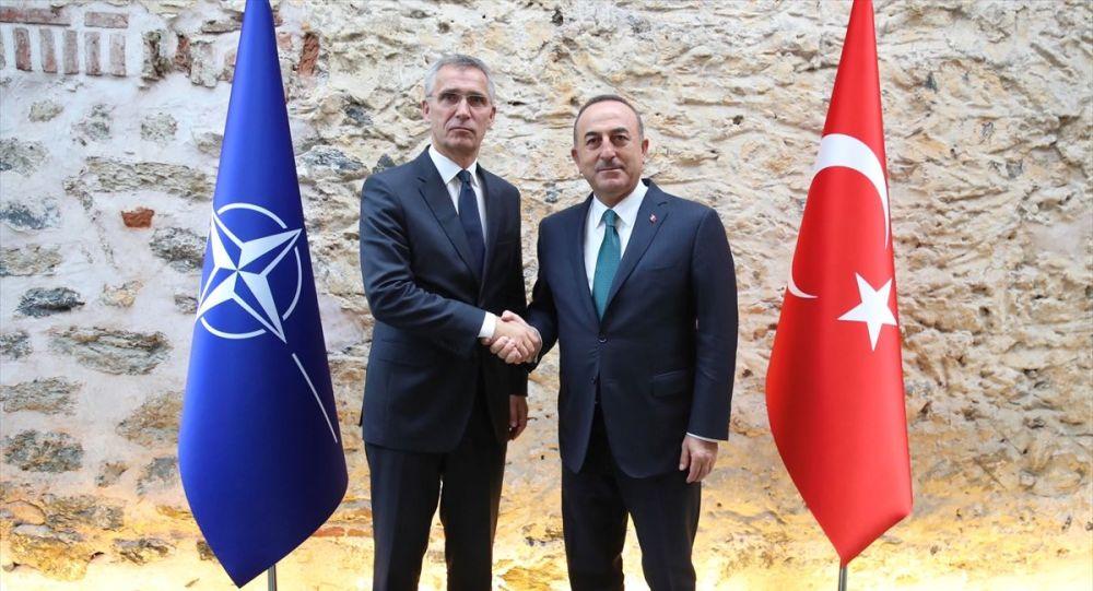 Çavuşoğlu, Stoltenberg ile görüştü: Konu ABD-Türkiye anlaşması