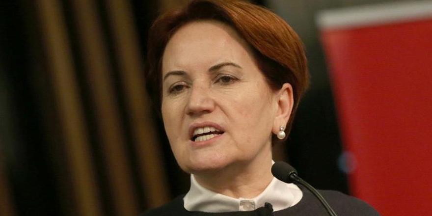 Meral Akşener'den çarpıcı Erdoğan açıklamaları