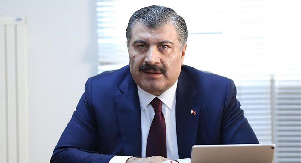 Sağlık Bakanı Koca: 253 bin doz aşı dağıtıldı