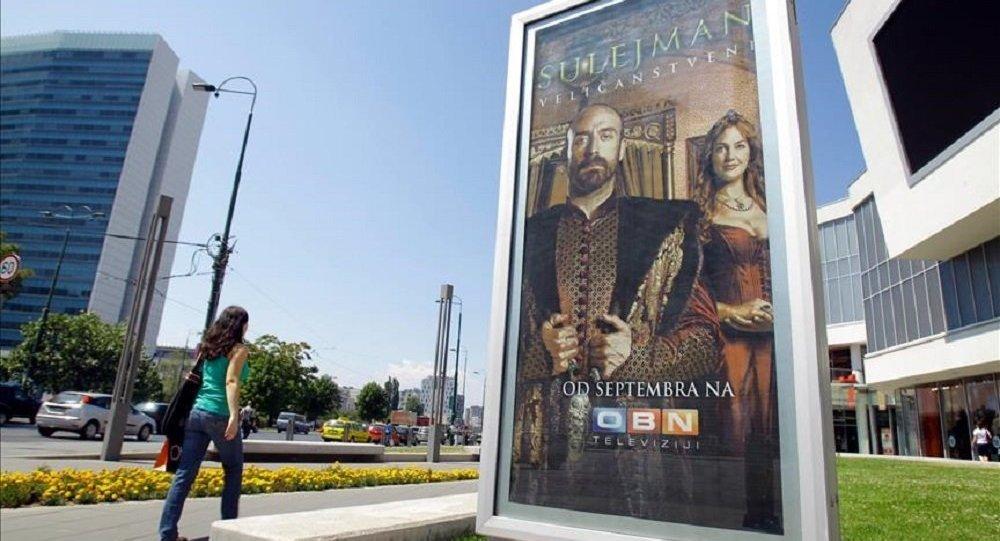 Meksika ekranlarında 'Türk yapımı' yarışı