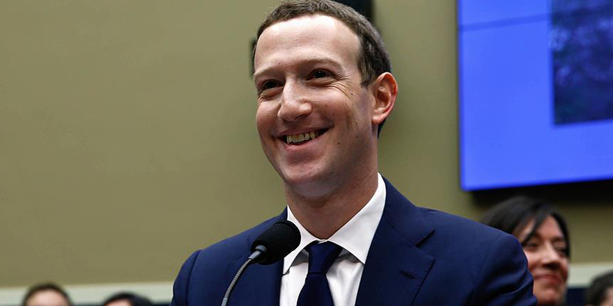 Zuckerberg bir günde servetine servet kattı
