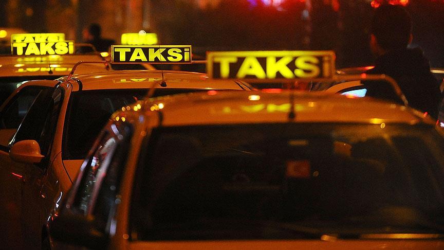 Taksicilerden hükümete çağrı