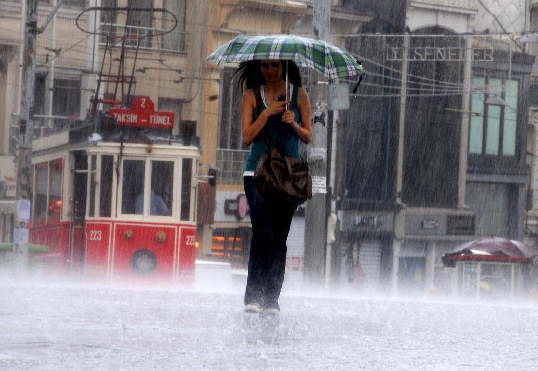 Meteorolojiden İstanbulluları üzecek haber