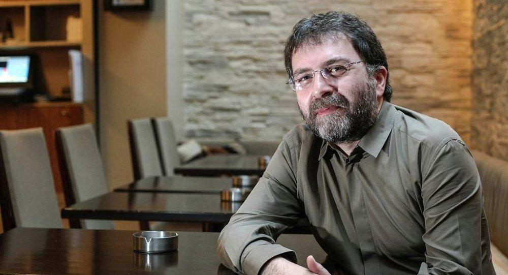 """""""Yeni Genel Yayın Yönetmeni Ahmet Hakan'ın Hürriyet markasına büyük katkı vereceğine inanıyoruz"""""""