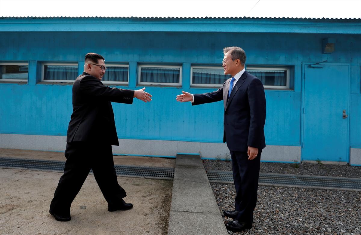 Tarihi Uzlaşma Sağlandı! Kore Yarımadası Nükleer Silahlardan Arındırılacak
