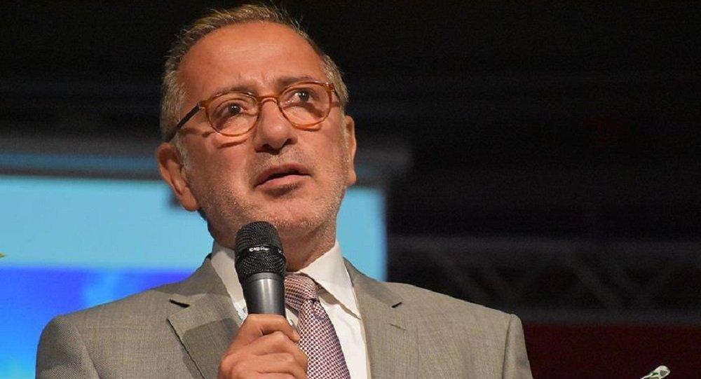 Fatih Altaylı: Erdoğan'a 'diktatör' deyip partisinde siyaset yapan adama zaten ne diyebilirim ki?