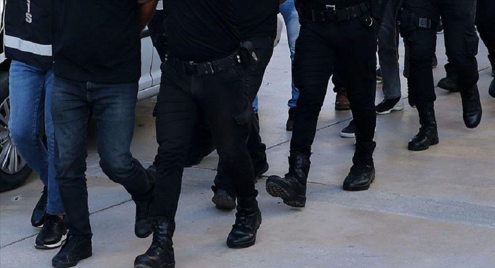 Ankara'da IŞİD operasyonu: 17 yabancı uyruklu gözaltında