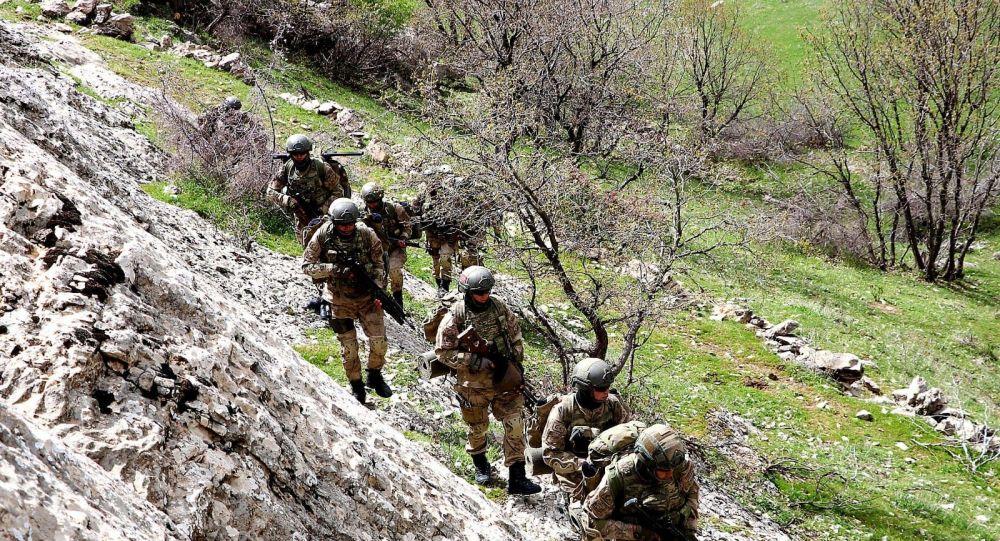 Diyarbakır, Bingöl ve Muş'ta PKK'ya yönelik Kıran-5 Operasyonu başlatıldı