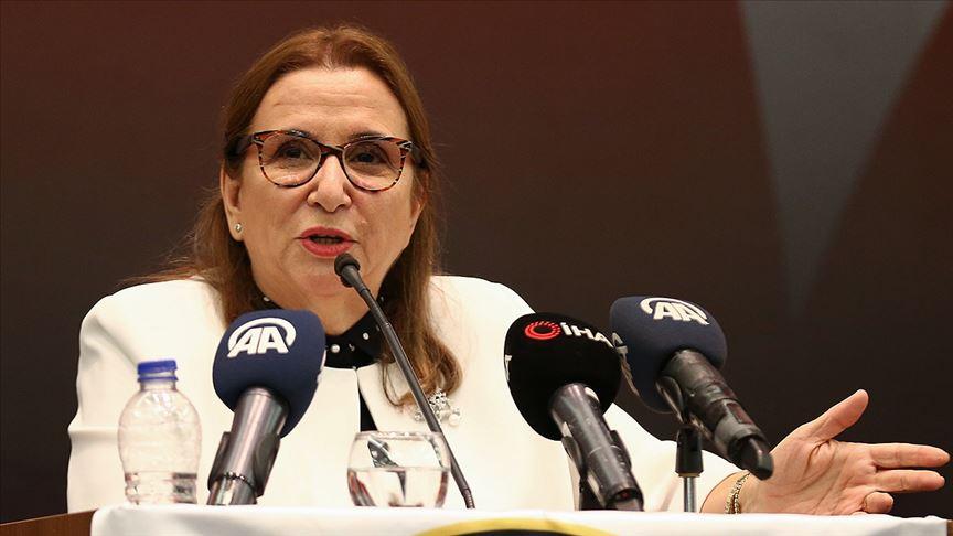 """""""İhracatçılarımıza 3 milyar 754 milyon lira destek vermeyi öngörüyoruz"""""""
