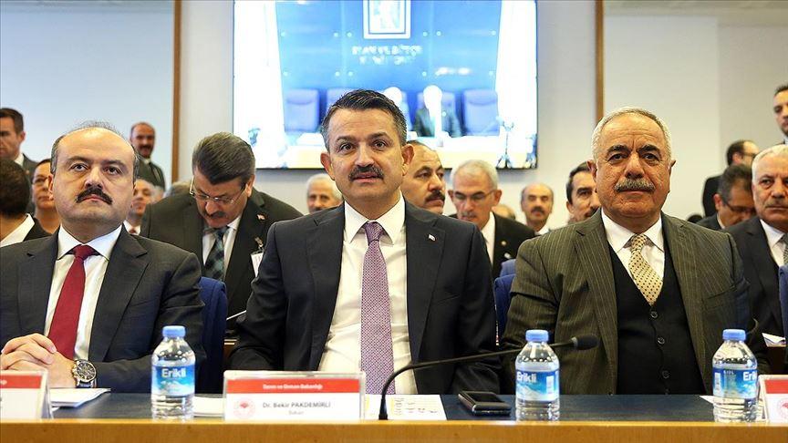 Bakan Pakdemirli: Tarımsal destekler 2020'de 22 milyar liraya çıkacak'