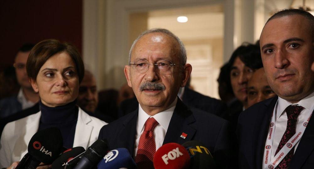 Kılıçdaroğlu: Seçimi kaybetme noktasına gelmesi tabii Erdoğan'ın başarısızlığını gösteriyor