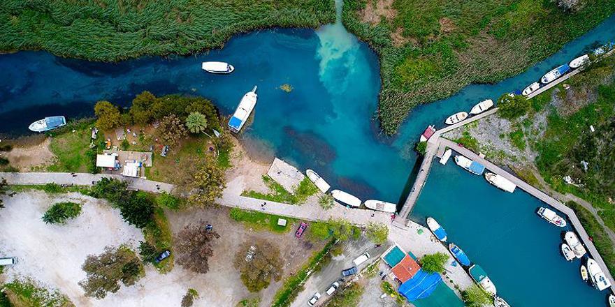 Türkiye'nin en uzun yürüyüş rotası: Karia