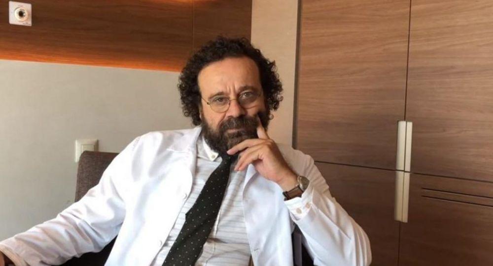 Oyuncu Reha Özcan: Türkiye artık kendisine sunulan kadere tepki gösteriyor