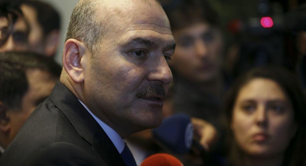 Soylu: IŞİD'lilerin büyük bölümü yılbaşına kadar gönderilecek