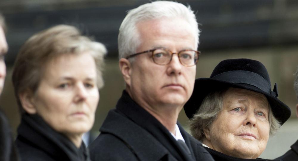 Eski Almanya Cumhurbaşkanının oğlu 'intikam' için öldürülmüş