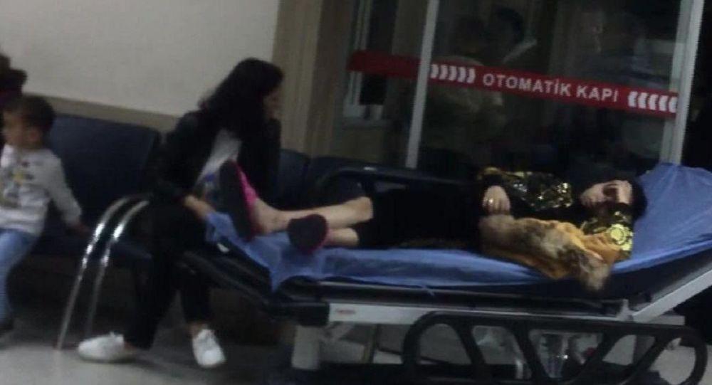 İstanbul'da taksici, kadın turisti dövüp aracından attı