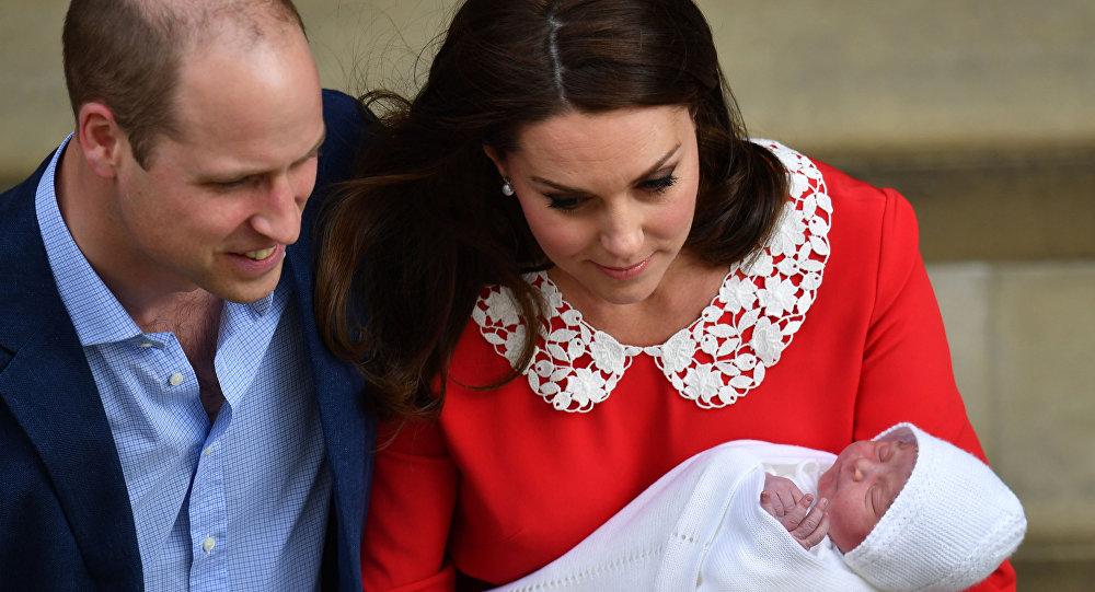 İngiliz kraliyetinin yeni prensinin adı belli oldu