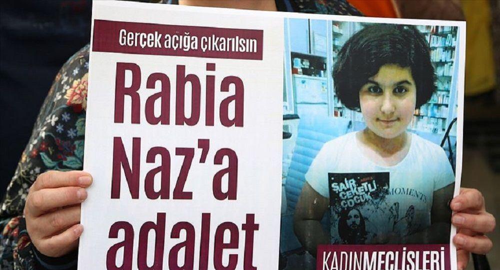 Balkonda inceleme yapan polis, Rabia Naz Komisyonu'na konuştu