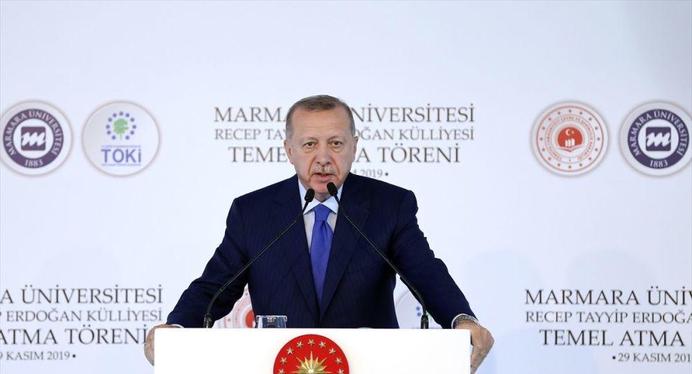 Erdoğan'dan 'NATO'nun beyin ölümü gerçekleşti' diyen Macron'a tepki