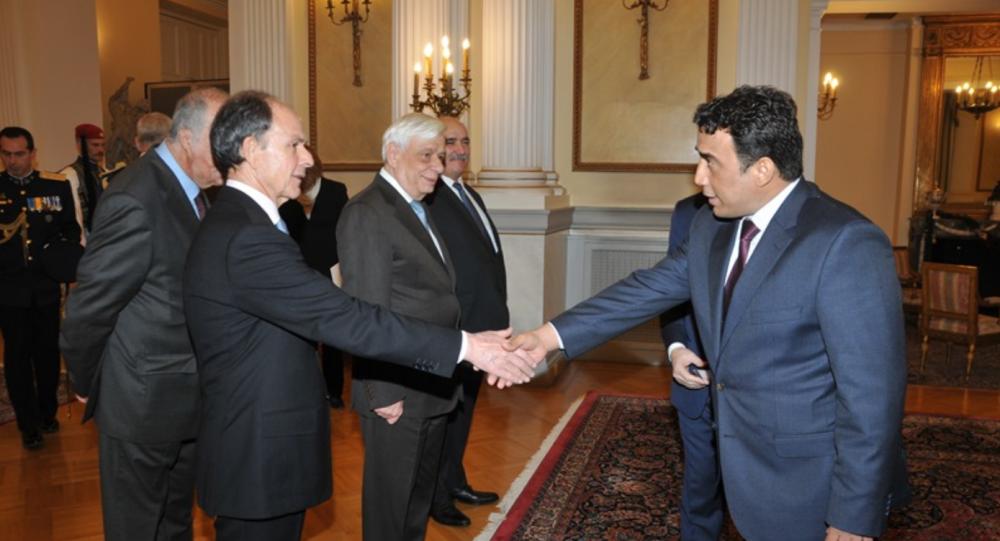 Yunanistan, Libya büyükelçisini sınır dışı ediyor
