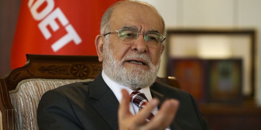 Saadet Partisi'nden kritik cumhurbaşkanı adaylığı açıklaması