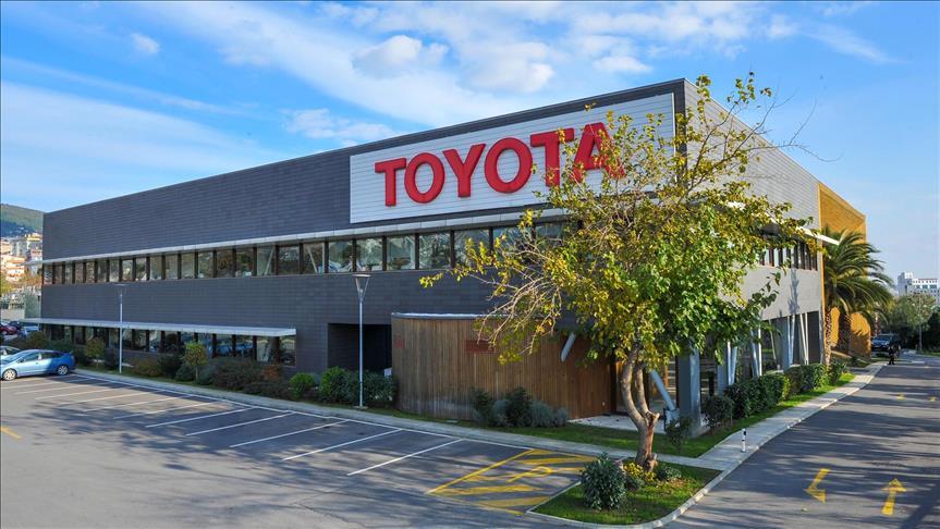 """Toyota idari binalarında """"Yenilenebilir Enerji"""" kullanacak"""