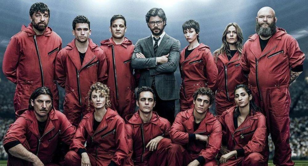 La Casa de Papel'in yeni sezon tarihi belli oldu
