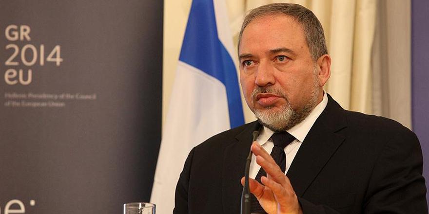 Lieberman'dan İran'a tehdit: Vururuz
