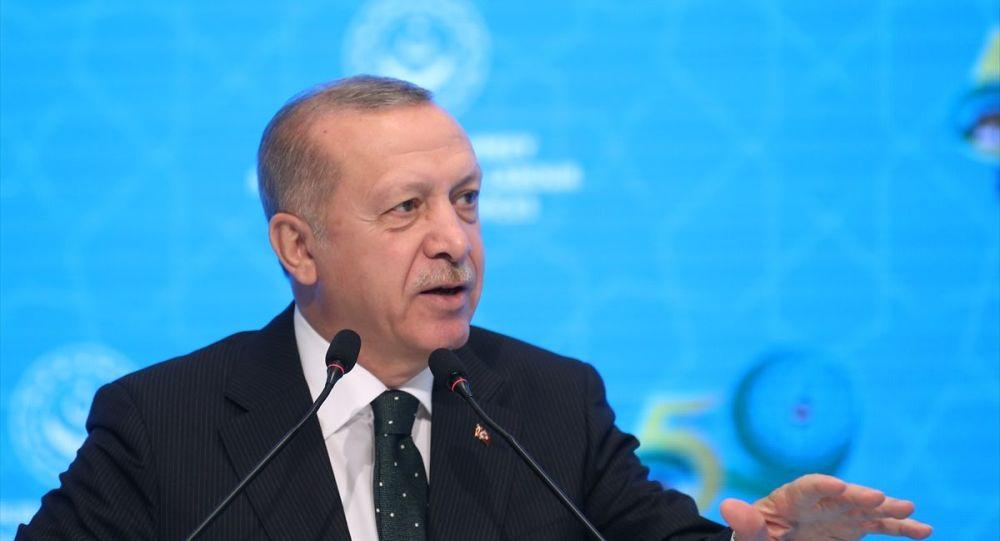 Cumhurbaşkanı Erdoğan Nobel komitesine 'Vampirler topluluğu' dedi