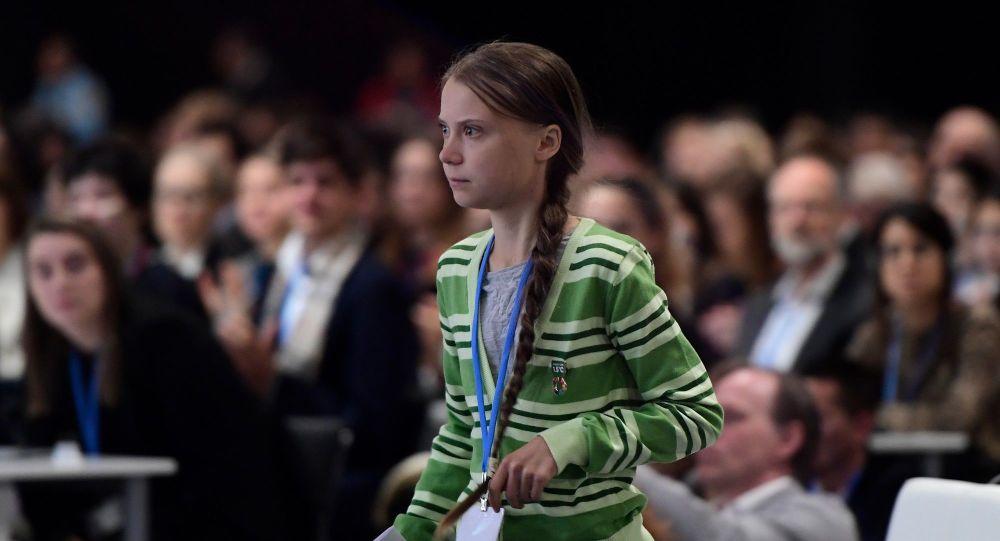 TIME dergisi 'Yılın Kişisi'ni seçti: 16 yaşındaki iklim aktivisti Greta Thunberg