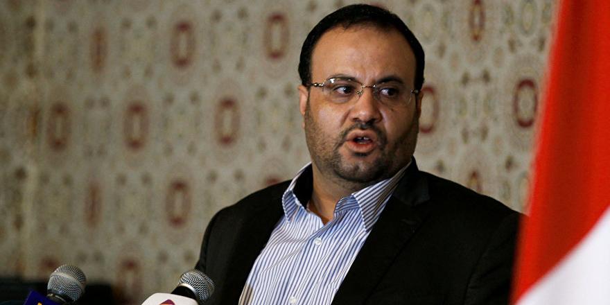 Husi lider Samed'in öldürüldüğü hava saldırısının görüntüleri yayınlandı