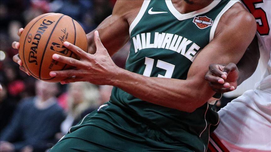 NBA'de Milwaukee Bucks'tan üst üste 16. galibiyet