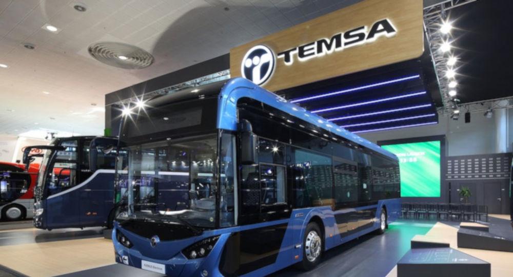 Üretimi durduran TEMSA'dan 'haciz' açıklaması