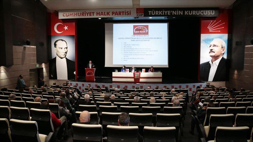 CHP Spor Kurulu toplandı