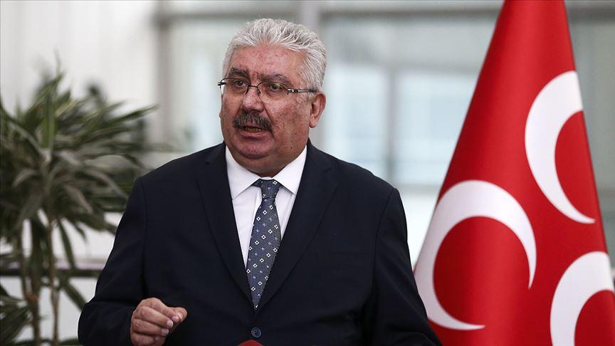 MHP'den Gelecek Partisi ile ilgili açıklama
