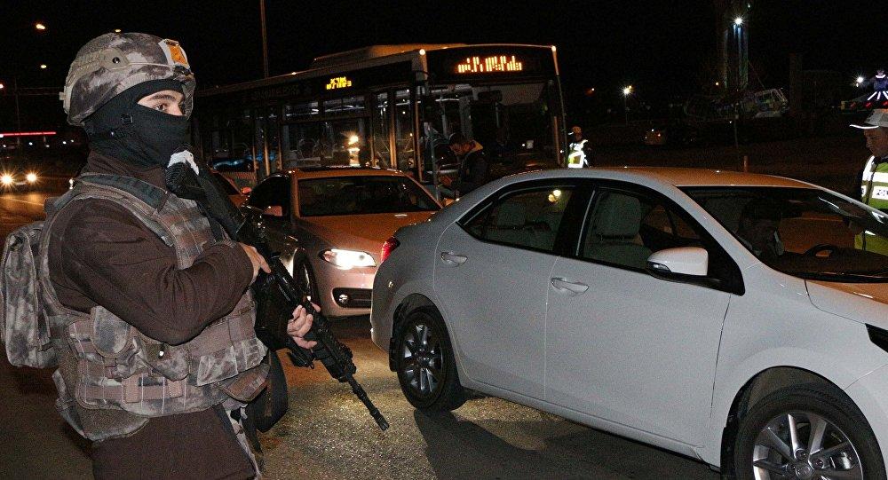 İstanbul'da 'Yeditepe Huzur Denetimi' yapıldı