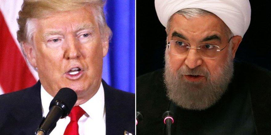 Turmp'tan krizi körükleyecek İran açıklaması: Kanlı rejim!..
