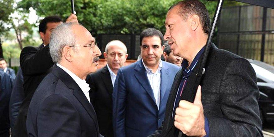 Erdoğan'dan Kılıçdaroğlu'na: Kendinden iyisini mi bulacaksın!