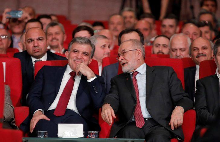 Abdullah Gül kabul etmezse... Saadet Partisi'nde ibre ona dönüyor!