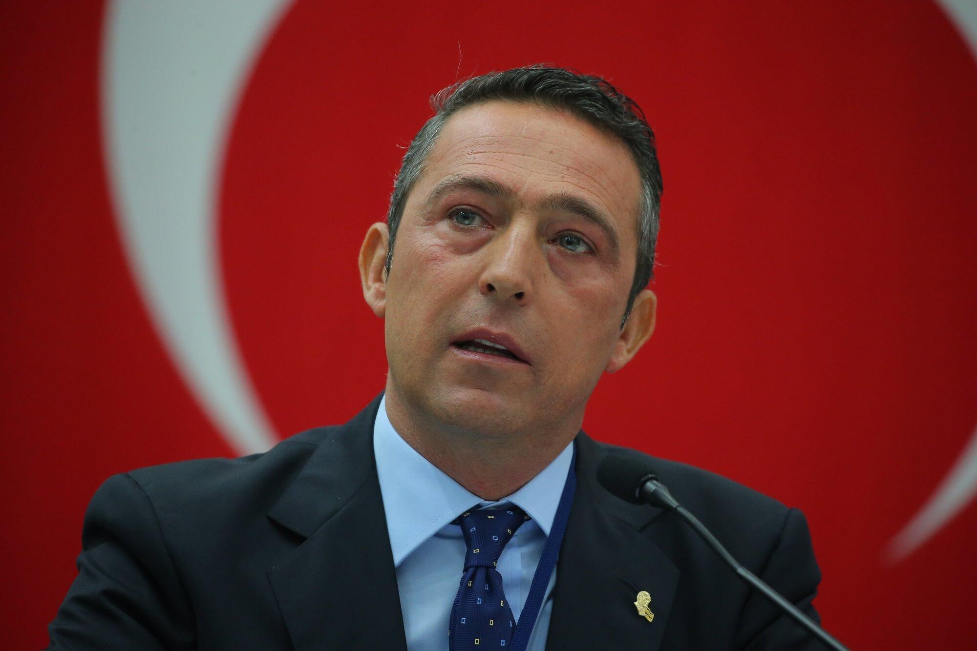 Ali Koç İzmirli Fenerbahçelilere seslendi