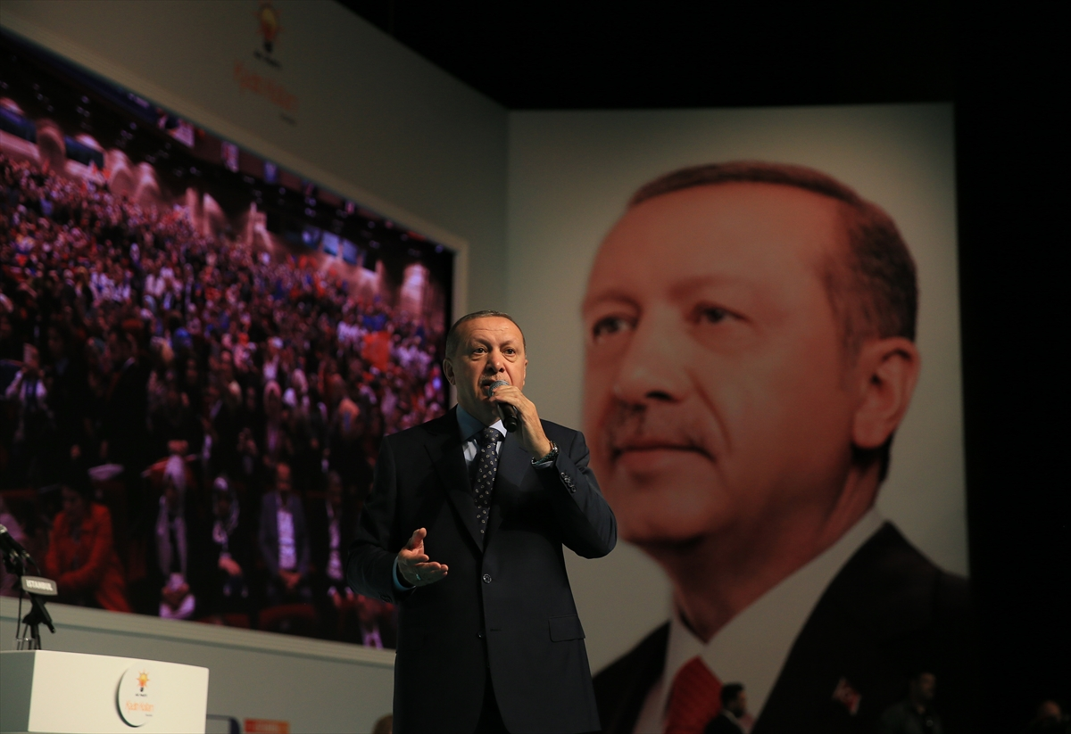 Cumhurbaşkanı Erdoğan İstanbul için oy hedefini açıkladı