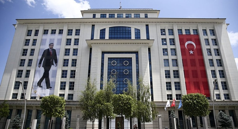 AK Parti Siyaset Akademisi'ne kayıtlar başladı